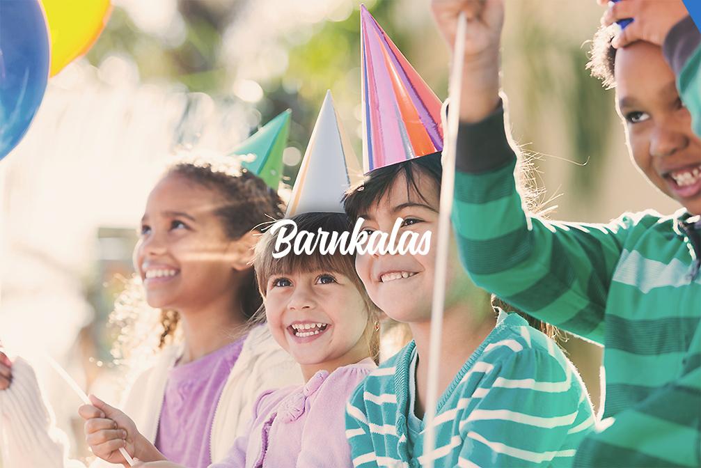 Inspiration Barnkalas